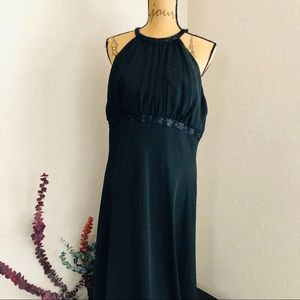 Jones Wear Black Formal Dress NWT 16